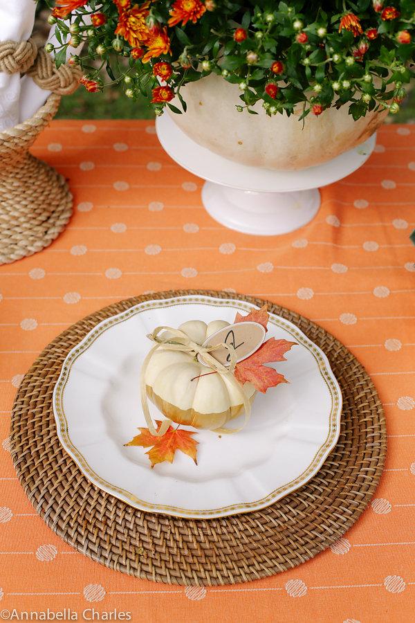 Fall Table Top Ideas | JJ Keras Lifestyle