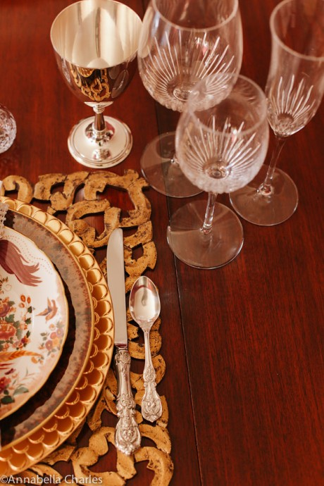 Luxe Table Setting | JJ Keras Lifestyle