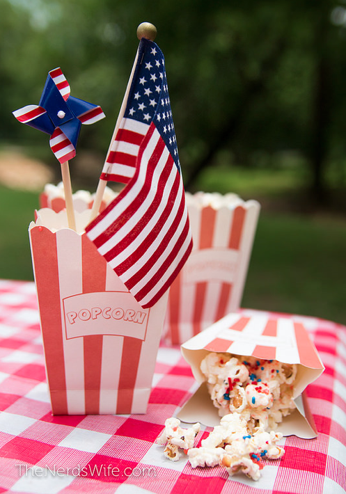 JJ Keras Lifestyle | 4th of July Entertaining